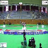 """""""제47회 전국소년체육대회/여중부/플러레"""