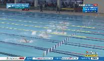 혼계영 400m 결승 1조 (남자 일반부 수영) 주요장면이미지